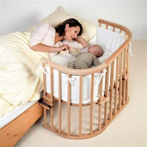 Baby Sleeps On Side In Crib Baby Cribs