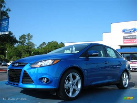 ford focus blue ford focus blue paint code