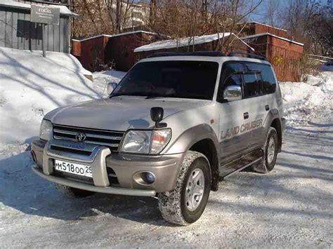 1999 Toyota Land Cruiser For Sale 1999 Toyota Land Cruiser Prado Pictures