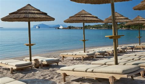 Outdoor Resort Furniture - one of europe s most glamorous hotels romazzino in sardinia italy the lux traveller