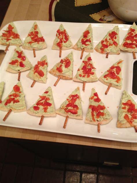 christmas tree appetizer christmas dinner ideas pinterest