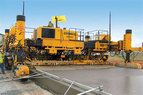 Paving Suppliers Gomaco World 38 1 Gomaco Two Track And Four Track Ghp