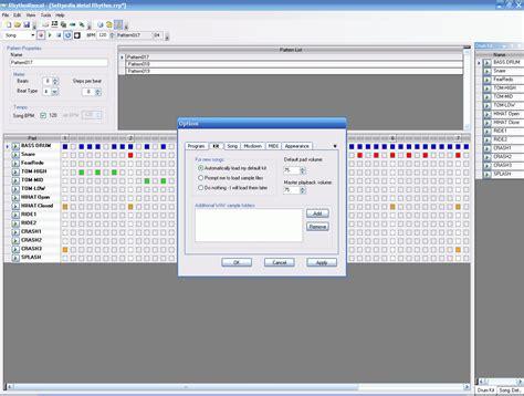 rhythm rascal drum software rhythm rascal softpedia