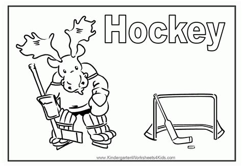 cool hockey coloring pages coloring pages letscoloringpages hockey blues free