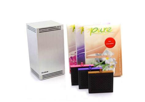 3 phase air freshener cleaner incl 3 fragrances pureair tech live healthier breathe smarter