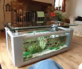 table tanks bespoke designer aquariums custom fish