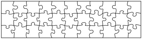 Png Jigsaw Puzzle Transparent Jigsaw Puzzle Png Images Pluspng Jigsaw Puzzle Template Generator
