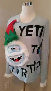 Hilarious Tacky Ugly Christmas Sweater With » Ideas Home Design