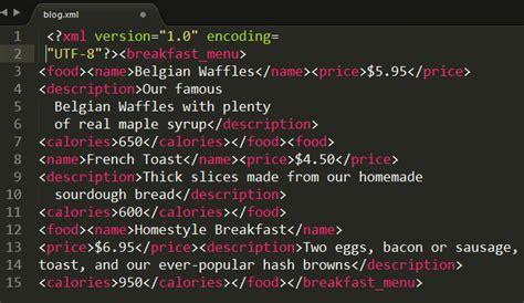 format xml sublime 使用sublime一键格式化xml文件 midhillzhou 博客园