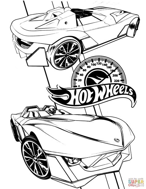 team hot wheels coloring pages snap cara org