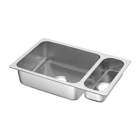 lavello cucina 1 vasca hillesj 214 n lavello da incasso a 1 vasca 1 2 ikea
