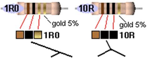 resistor 3rd band gold 70 interesting circuits