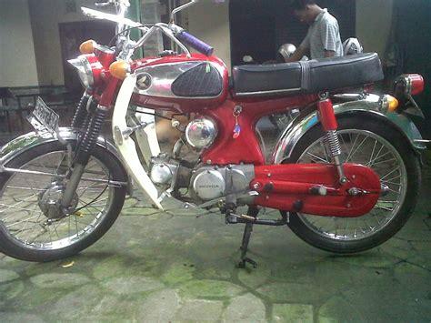 gambar sepeda drag modifikasi sepeda motor