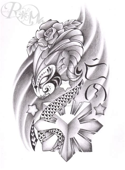 philippines flag tattoo design 25 best ideas about tattoos on