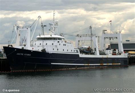 fv retriever type of ship other ship callsign wdf7681 arctic storm type of ship other ship callsign