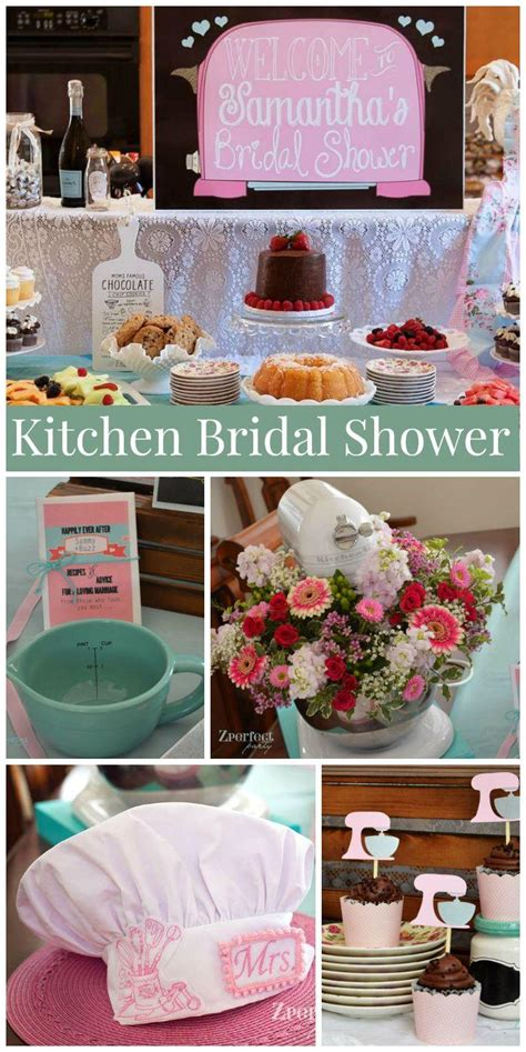 kitchen themed bridal shower ideas quot cooking theme bridal shower quot bridal wedding shower quot quot recipe for a happy marriage quot quot 2175988