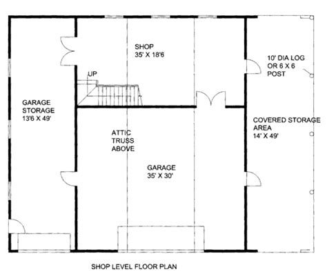 2500 sq ft floor plans craftsman style house plan 0 beds 0 baths 2500 sq ft plan 117 801 floor plan