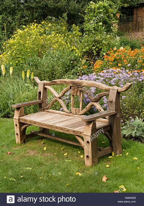 timber garden benches ornate rustic wooden garden bench seat made from