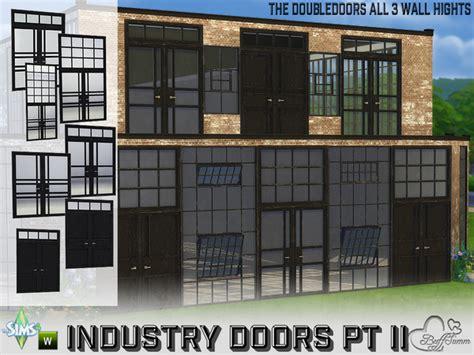 buffsumms industry build doubledoors