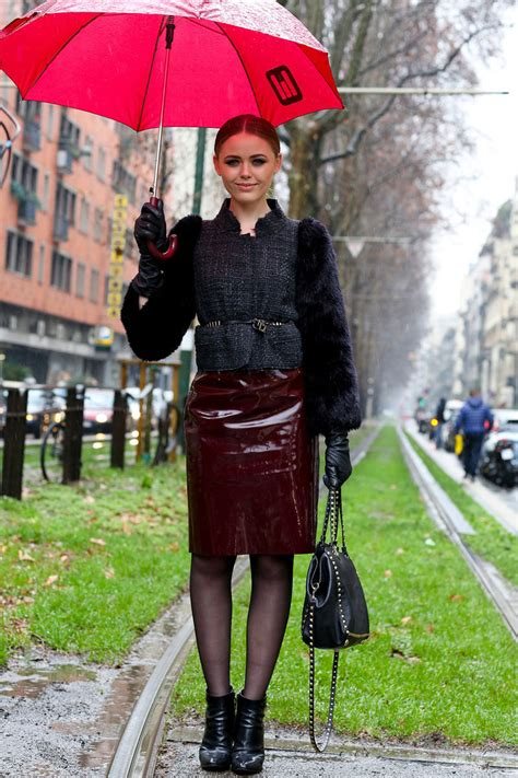 Looks Of The Week Fabsugar Want Need 34 by Milan Fashion Week Aw14 3 Chic Obsession