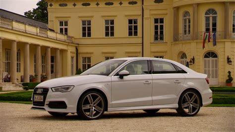 Audi A3 Sedan S Line Audi A3 Sedan S Line Tdi Interior Exterior And Drive