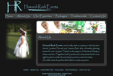 Entertainment Website Design   Entertainment Web Design