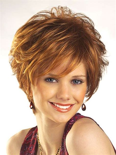 short shaggy haircuts for plus size women short plus size short hairstyles for women over 50 bing images