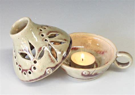 Handmade Ceramic Candle Holders - handmade ceramic l pottery candle holder ceramic candle