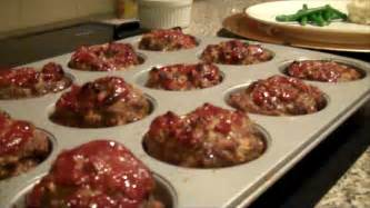 mini meatloaf in muffin pan meatloaf recipe using muffin tins and pamperfection recipe