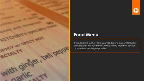 menu powerpoint template powerpoint template menu image collections powerpoint
