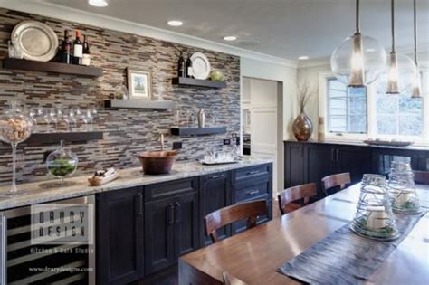 Dining Room Adjacent To Kitchen Kitchen Remodeling Ideas Spark Multi Room Remodels Drury
