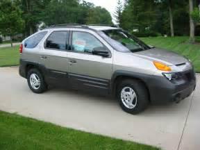 2006 Pontiac Aztek 2001 Pontiac Aztek
