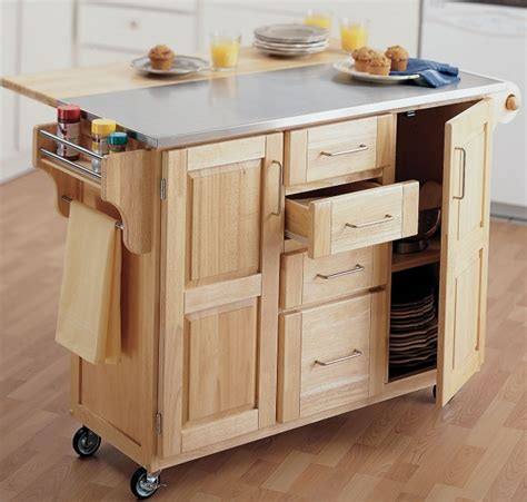 Portable Kitchen Storage by Great Storage Solutions For Your Kitchen Hometone
