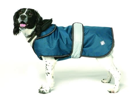 design dog jacket danish design 2 in 1 light reflective dog coat black
