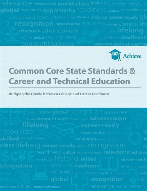 common national education standards and the threat to democracy books new report on cte and ccss implementation achieve