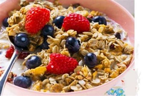 Granola Oatmeal Sarapan Sehat 5 makanan sehat untuk menu sarapan republika