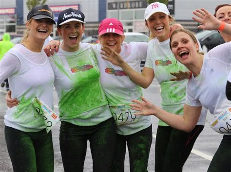charity letterkenny picture special charity colour 5k in letterkenny