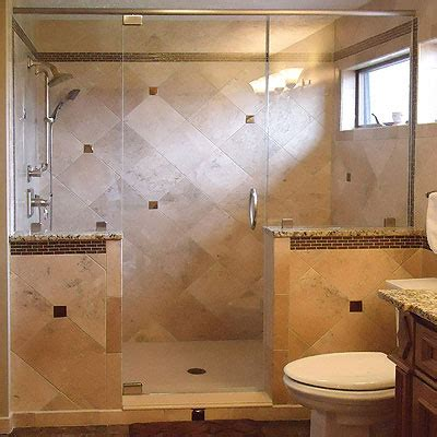 Bathroom Shower Options Walk In Shower Installation In Kokomo Bathroom Remodeling