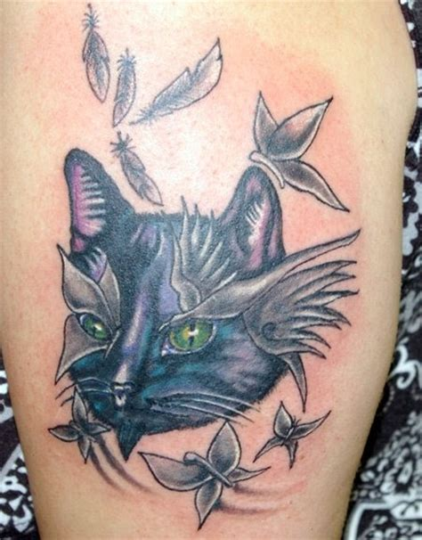 cat tattoo meaning symbolism cat symbolism