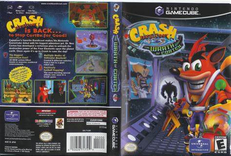 Tiny Cube Häuser by Ngc Crah Bandicoot The Wrath Of Cortex Ntsc U