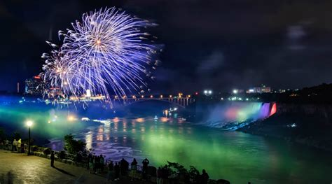 falls new years clifton hill