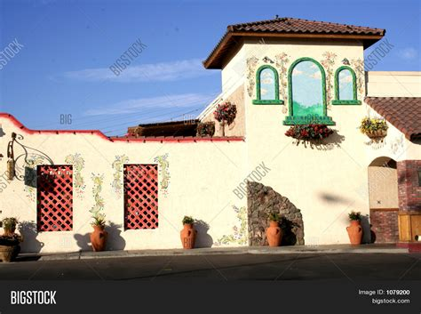 mexican white house mexican house stock photo stock images bigstock