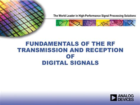 confident digital content master the fundamentals of design writing and social media to supercharge your career confident series books fundamentals of the rf transmission and reception of