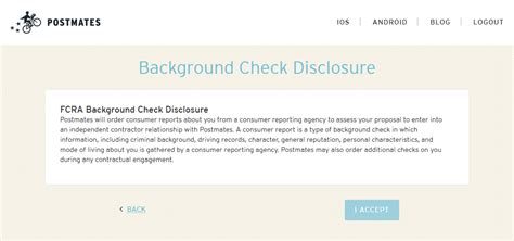 Postmates Background Check Time Postmates Courier New Courier Application And Onboarding Session Rideshare Dashboard