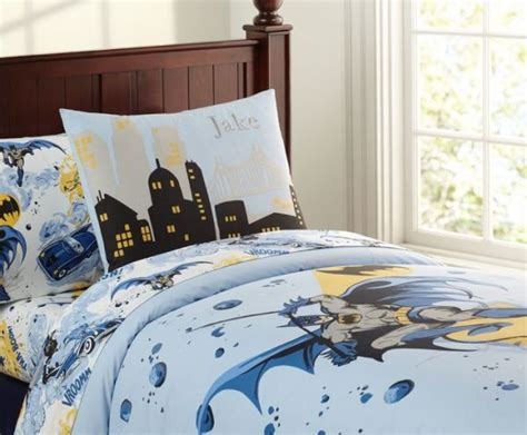 batman toddler bedding pottery barn kids spiderman boys bedroom memes
