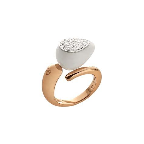 anello contrari 195 168 con goccia singola piccola in kogolong