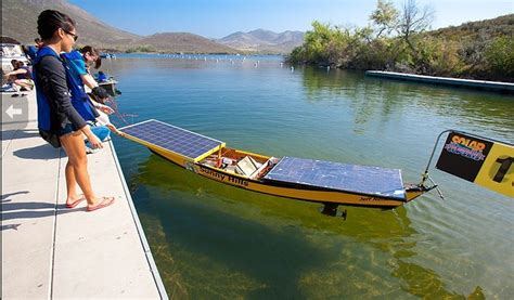 boat log in southern region southern california s lake skinner was swarming with solar