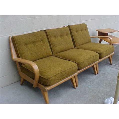 heywood wakefield sofa heywood wakefield sofa