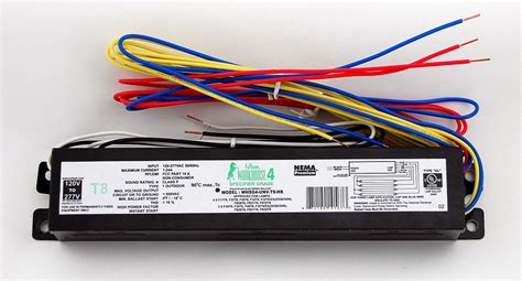 What Is A Ballast In A Light Fixture Electrical Ballast
