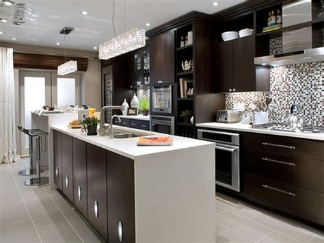 modern decorating ideas for kitchens kitchen design interior room home indian with wooden set